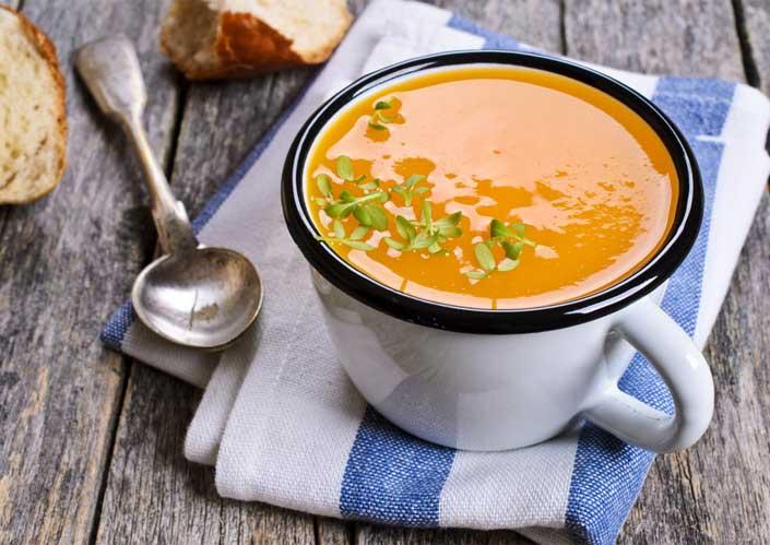 Köstliche Suppen selber machen