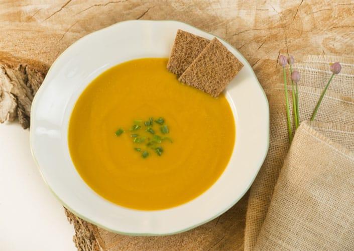 Köstliche Suppen